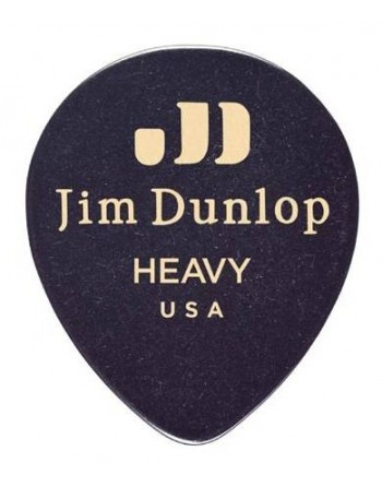 Dunlop tear drop pick heavy