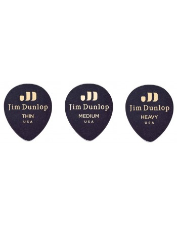 Dunlop tear drop plectrum starters setje