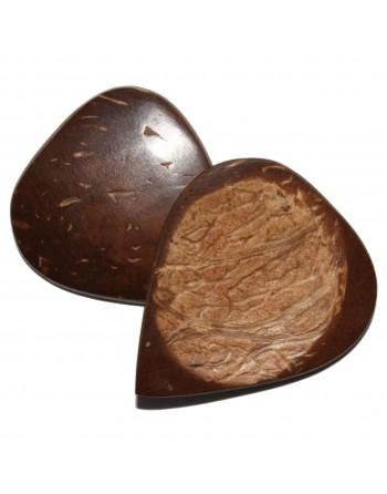 Handgemaakte Cocos plectrum