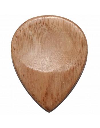 Liptina houten plectrum