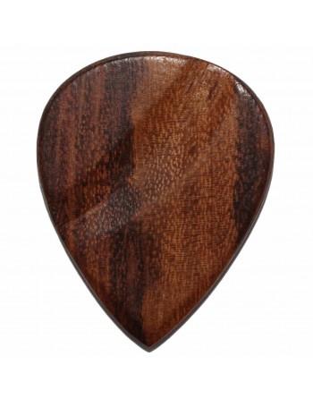Tamarinde houten plectrum
