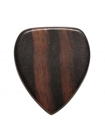 Ebben houten plectrum