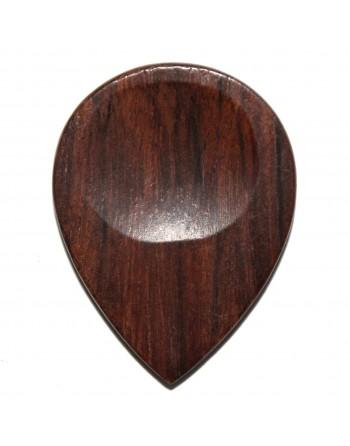 Palissander houten Jazz plectrum