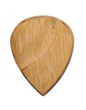 Handgemaakte Bamboe plectrum