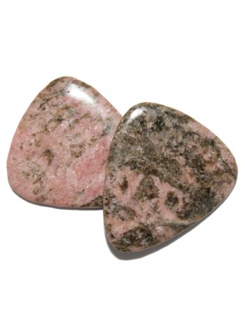 Rhodonite pick