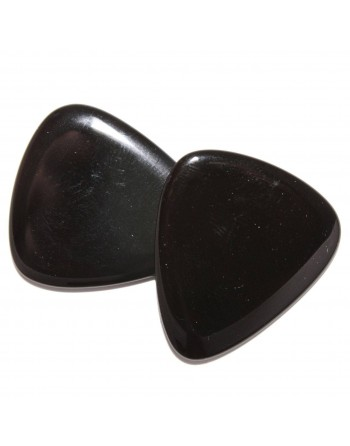 Zwarte Agaat plectrum