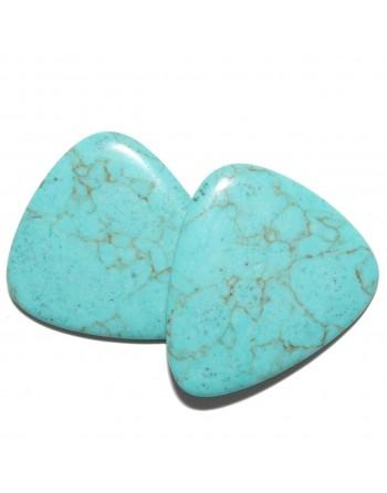 Turqurenite Turquoise pick