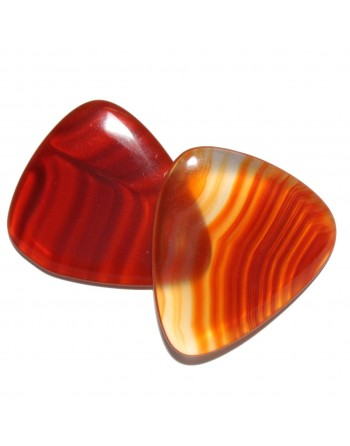 Red Agate pick