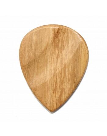 Haldina houten plectrum