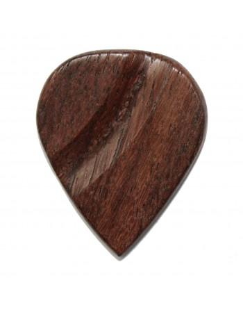 Wenge houten Jazz plectrum