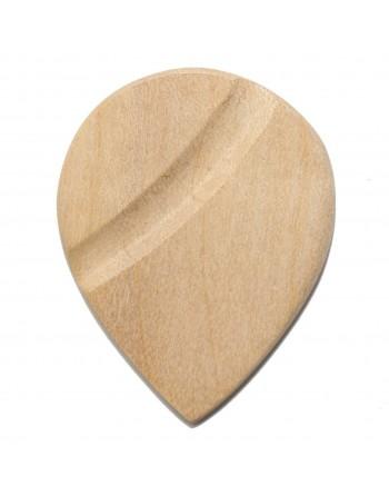 esdoorn houten Jazz plectrum