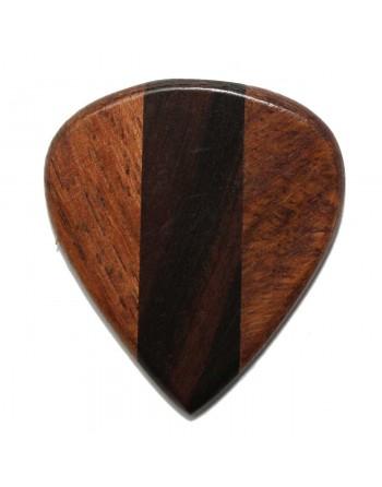 Cocobolo, Ebben houten plectrum