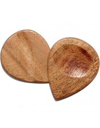 Pokhout houten plectrum
