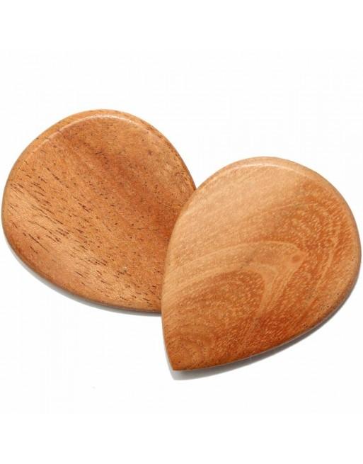 Azadirachta houten plectrum