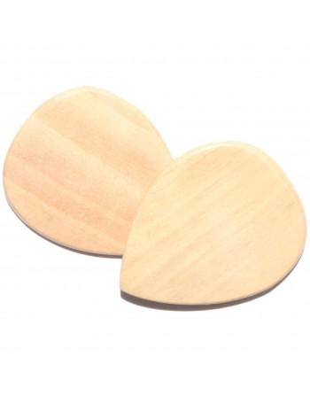 Buxus houten plectrum