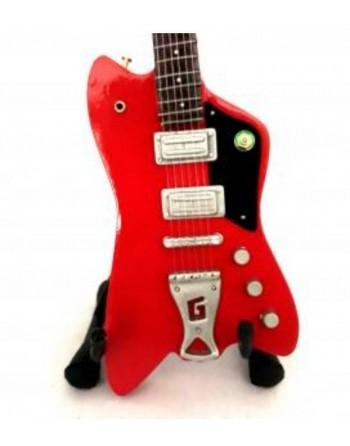 Billy Gibbons ZZ Top miniatuur gitaar