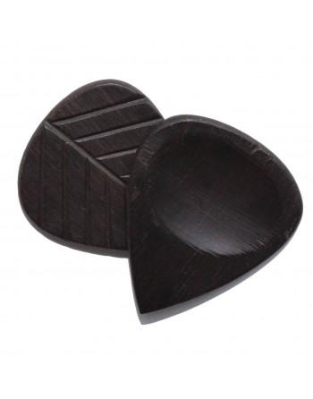 Ebony grip series wooden pick