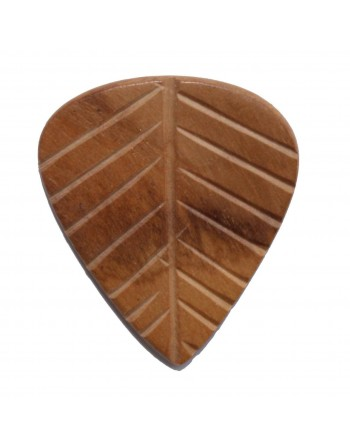 Sheesham grip serie houten plectrum
