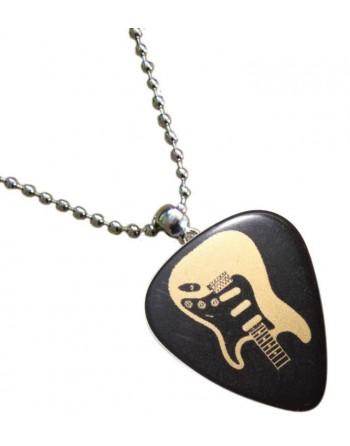 Fender Stratocaster ketting met plectrum