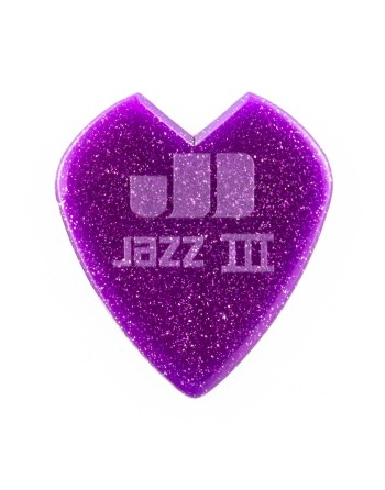 Kirk Hammett Jazz III plectrum