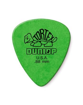 Dunlop Tortex plectrum 0.88 mm