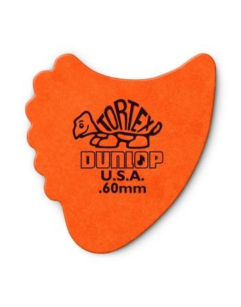 Dunlop Tortex Fin plectrum 0.60 mm
