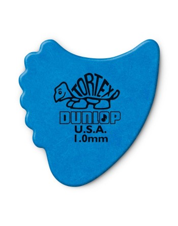 Dunlop Tortex Fin pick 1.00 mm