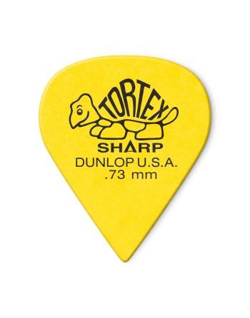Dunlop Tortex Sharp plectrum 0.73 mm