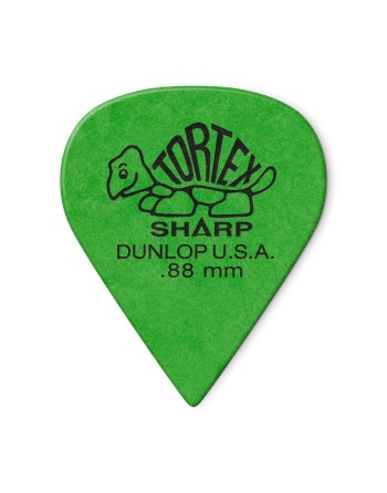 Dunlop Tortex Sharp plectrum 0.88 mm