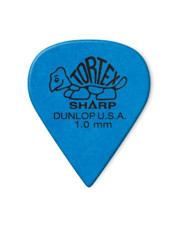 Dunlop Tortex Sharp plectrum 1.00 mm