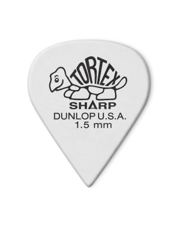 Dunlop Tortex Sharp plectrum 1.50 mm