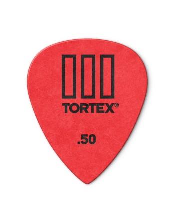 Dunlop Tortex III pick 0.50 mm