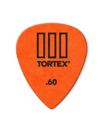 Dunlop Tortex III pick 0.60 mm