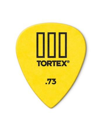 Dunlop Tortex III plectrum 0.73 mm