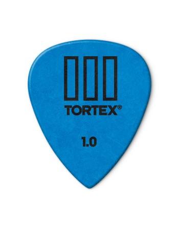 Dunlop Tortex III pick 1.00 mm