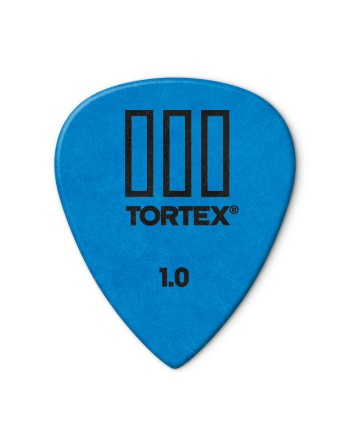 Dunlop Tortex III plectrum 1.00 mm