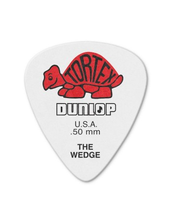 Dunlop Tortex The Wedge plectrum 0.50 mm