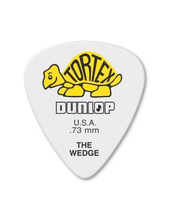 Dunlop Tortex The Wedge plectrum 0.73 mm