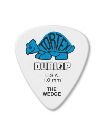 Dunlop Tortex The Wedge plectrum 1.0 mm