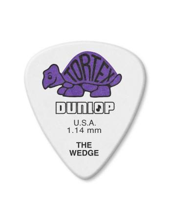 Dunlop Tortex The Wedge plectrum 1.14 mm