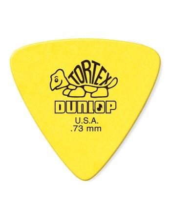 Dunlop Tortex bas plectrum 0.73 mm