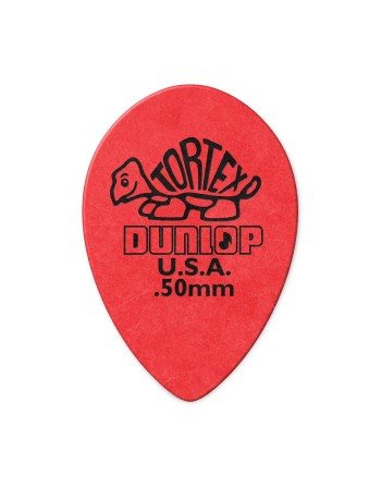 Dunlop Tortex Small Teardrop plectrum 0.50 mm