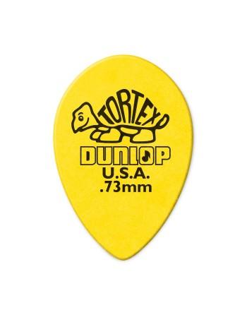 Dunlop Tortex Small Teardrop plectrum 0.73 mm