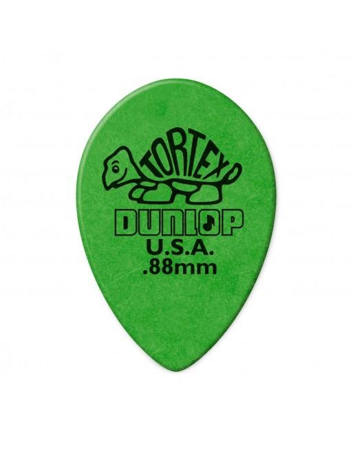 Dunlop Tortex Small Teardrop plectrum 0.88 mm