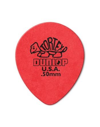 Dunlop Tortex Teardrop plectrum 0.50 mm