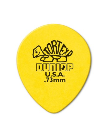 Dunlop Tortex Teardrop plectrum 0.73 mm