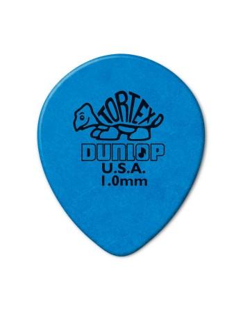 Dunlop Tortex Teardrop plectrum 1.00 mm