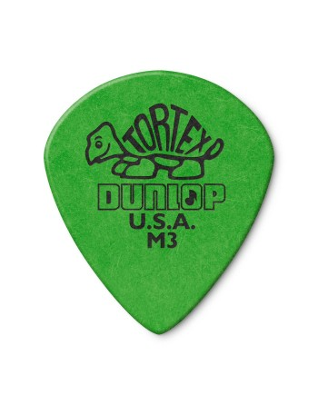 Dunlop Tortex Jazz III plectrum 0.88 mm