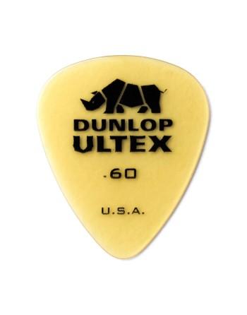 Dunlop Ultex plectrum 0.60mm
