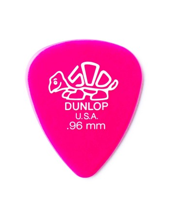 Dunlop Delrin® 500 plectrum 0.96mm